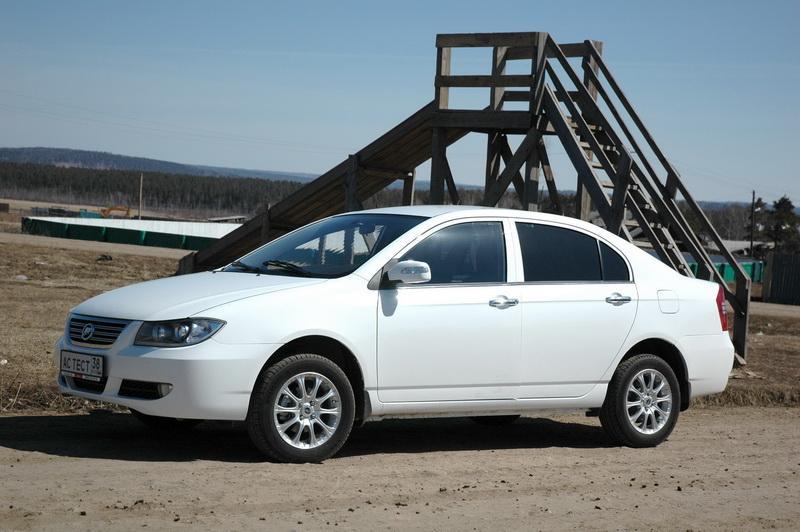 Автомобиль Лифан фото