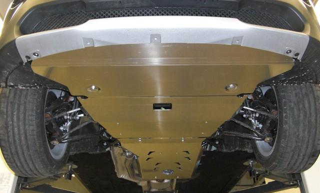 Выбор материала защиты картера: композиты или металл