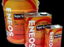 Обзор японского моторного масла Эниос (Eneos)