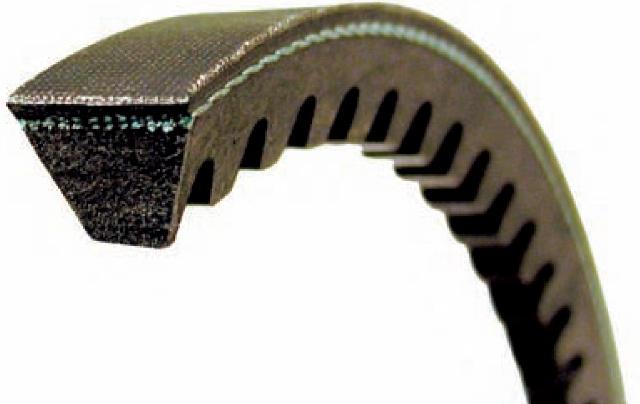 Клиновые ремни с фасонным зубом