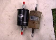 Как поменять топливный фильтр автомобиля Лада Гранта в домашних условиях?