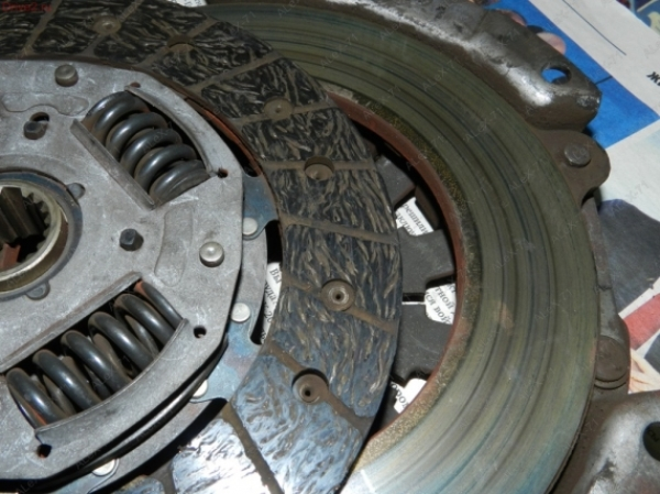 Диски сцепления для машины ВАЗ 2114
