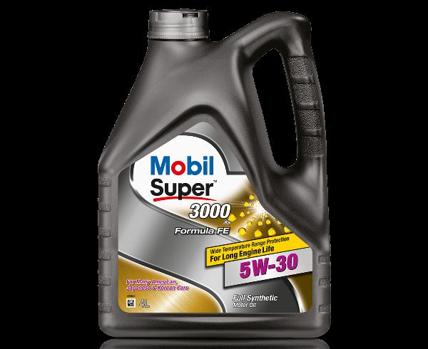Моторная жидкость Мобил Супер Формула ФЕ