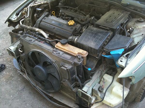 Вентиляторы радиатора охлаждения на авто