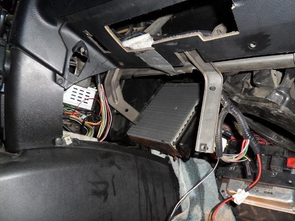 Демонтируйте устройство и поменяйте на новое