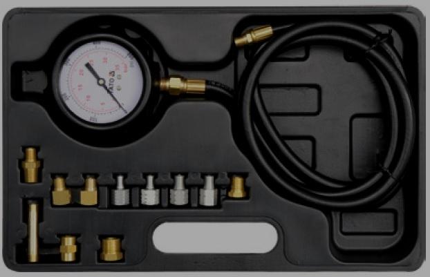 Тестер, позволяющий измерить характеристику в атм.