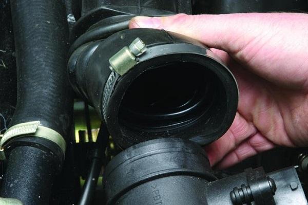 Расходомер воздуха признаки неисправности дизель