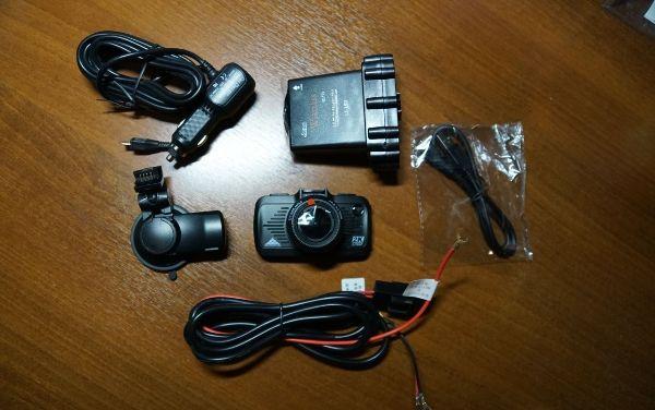 Комплект видеорегистратора Cardinal