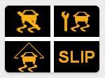 Каталог значков на приборной панели автомобиля