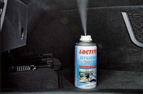 Аэрозоль для очистки системы кондиционирования авто