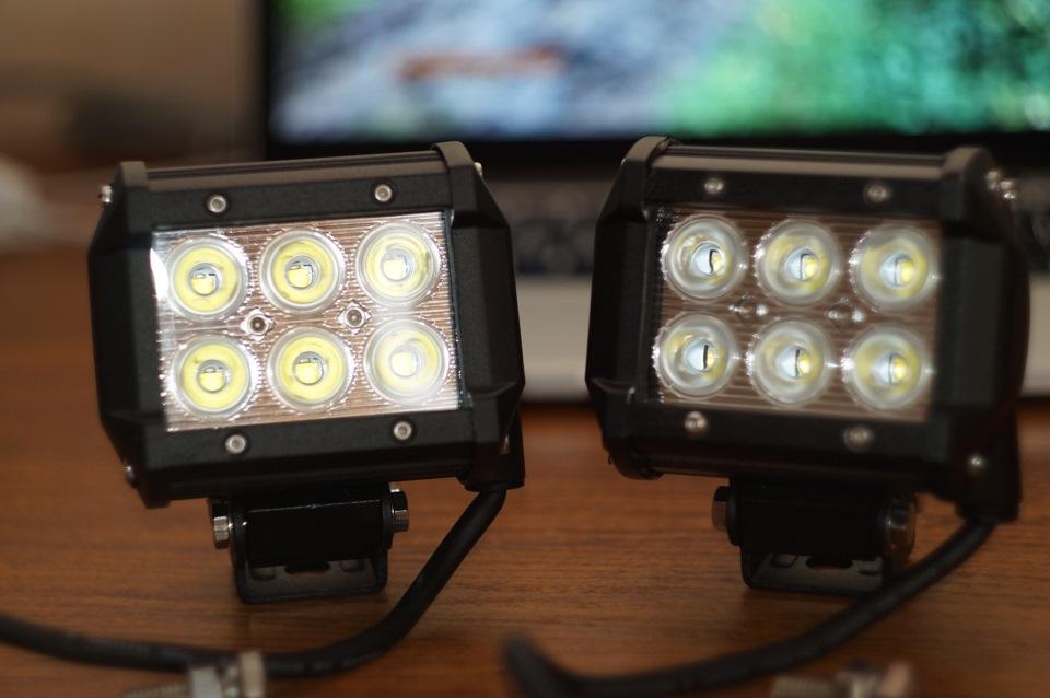 Противотуманные фонари для авто