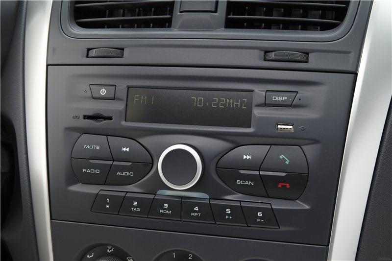 Родная автомобильная магнитола