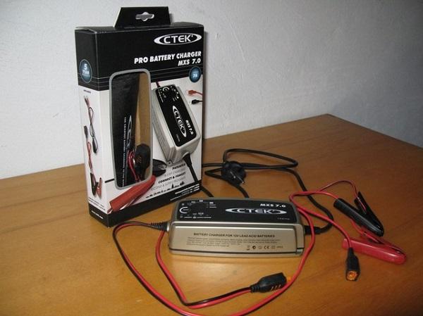 Микропроцессорное ЗУ для аккумуляторной батареи