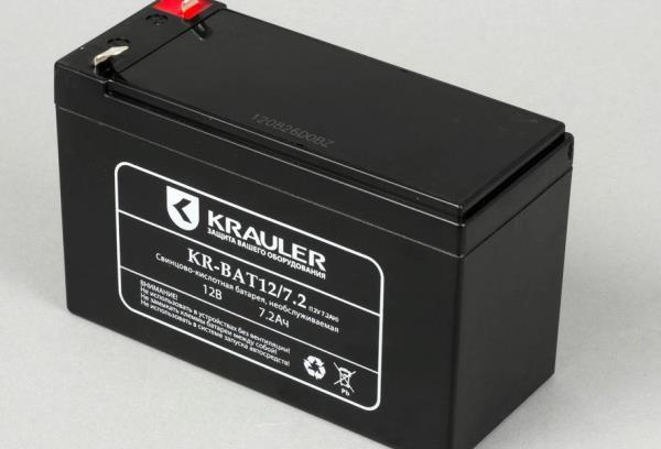 Аккумулятор на 12 вольт