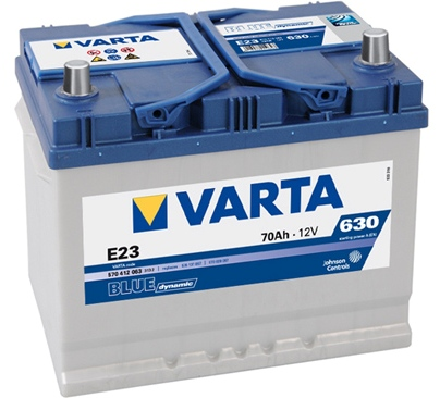 Необслуживаемая батарея от бренда Варта