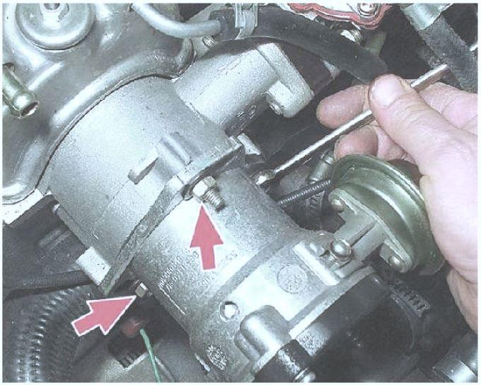 Выставление меток на ВАЗ 2109