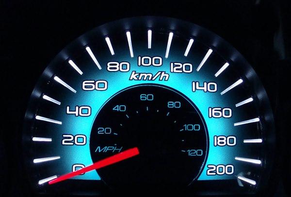 Как изменить пройденный автомобилем путь или подмотка спидометра