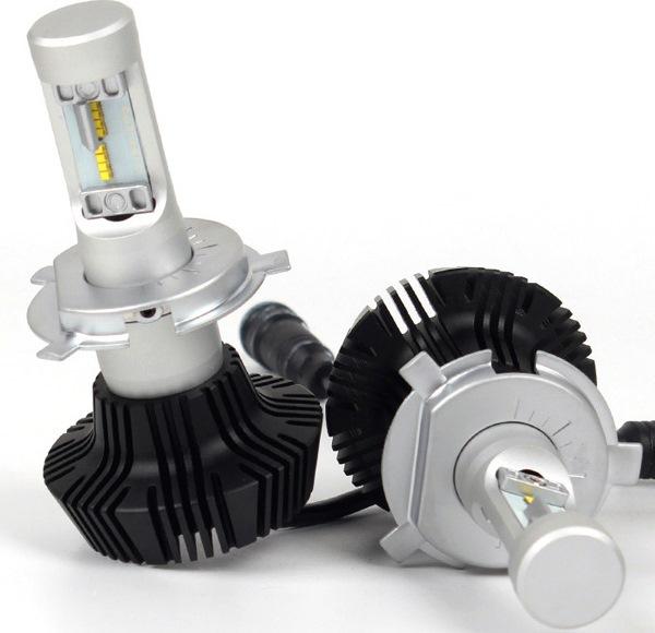 Четвертый образец диодных ламп
