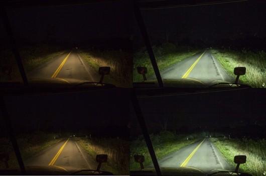 Сравнение лампочек накаливания и диодного освещения