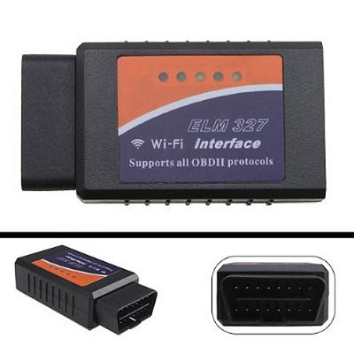 Автомобильный Wi-Fi-сканер
