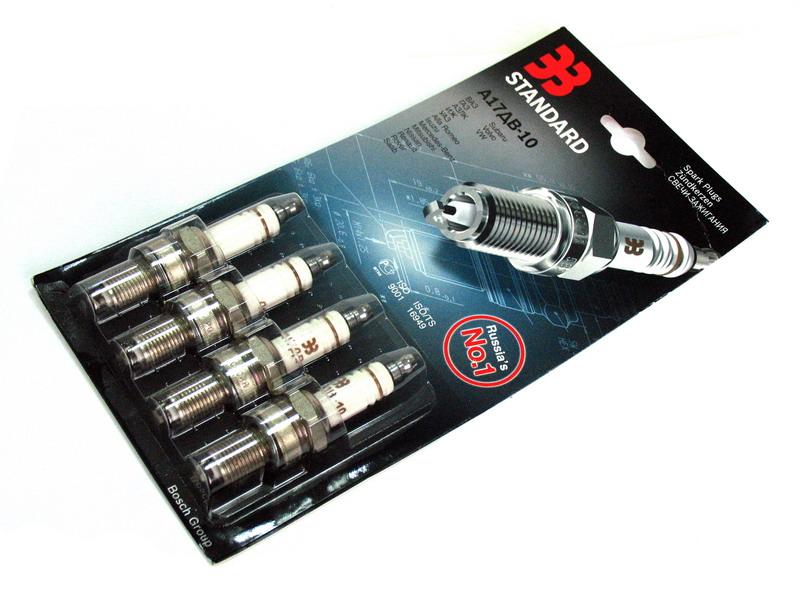 Свечи зажигания А17ДВ-10