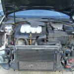 Демонтируйте бампер с автомобиля.