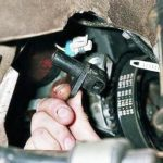 Демонтируйте ДПКВ из места установки и вмонтируйте вместо него новый девайс.