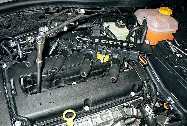 Демонтированный с двигателя модуль
