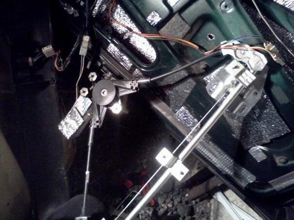 Механические дефекты устройства