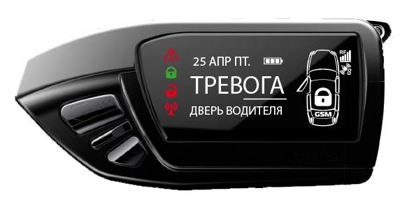 Предупреждение автовладельца об открытой двери в машине