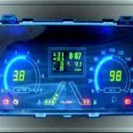 Цифровой контрольный щиток