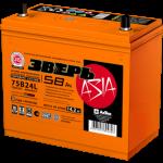 Asia 58 Ач