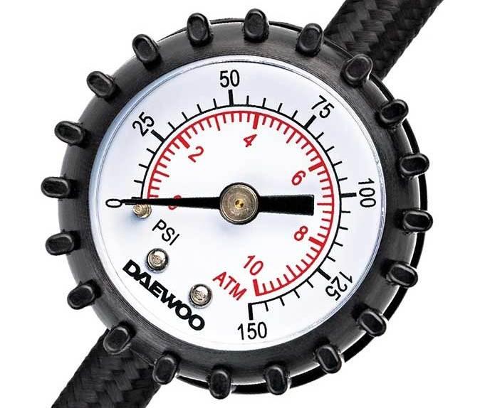 Датчик давления на компрессоре Daewoo