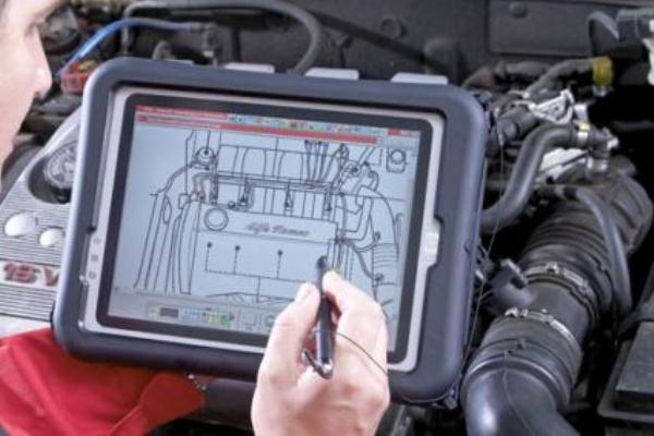 Диагностика состояния проводки с помощью оборудования