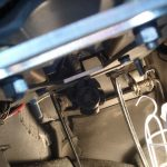 Монтаж кардана при установке системы ЭУР