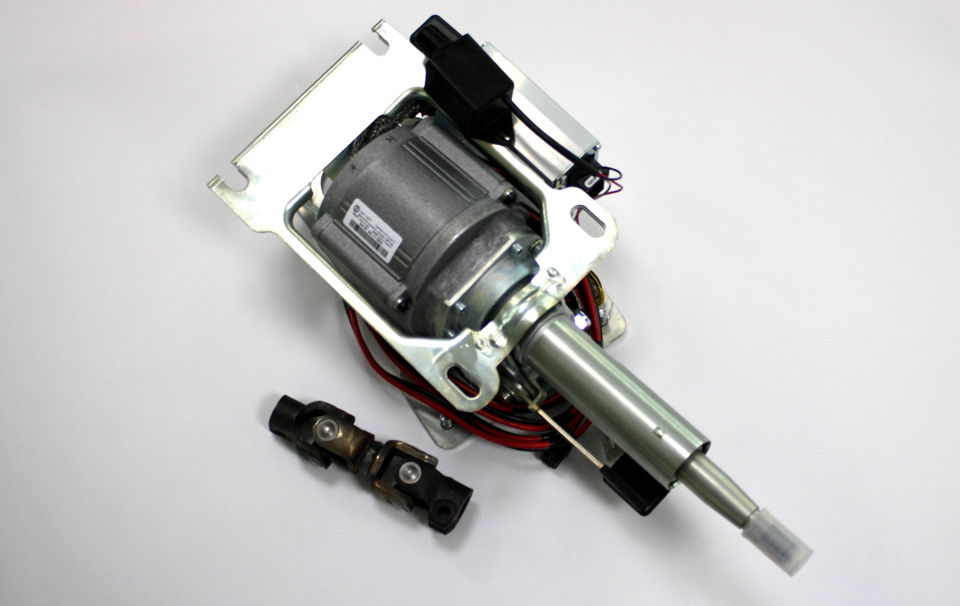 Комплект установки электроусилителя руля для «четырки»