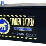 Модель Tyumen Battery 6СТ-190