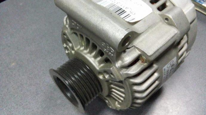 Производим ремонт генератора и замену его ремня в автомобилях Чери