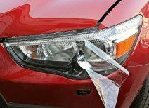Бронирование фар автомобиля: эффективна ли пленочная броня?