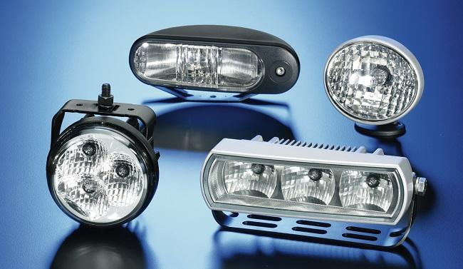Осветительные устройства от бренда Hella