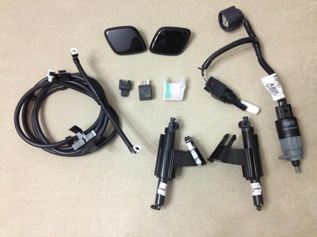 Устройство для светотехники машины