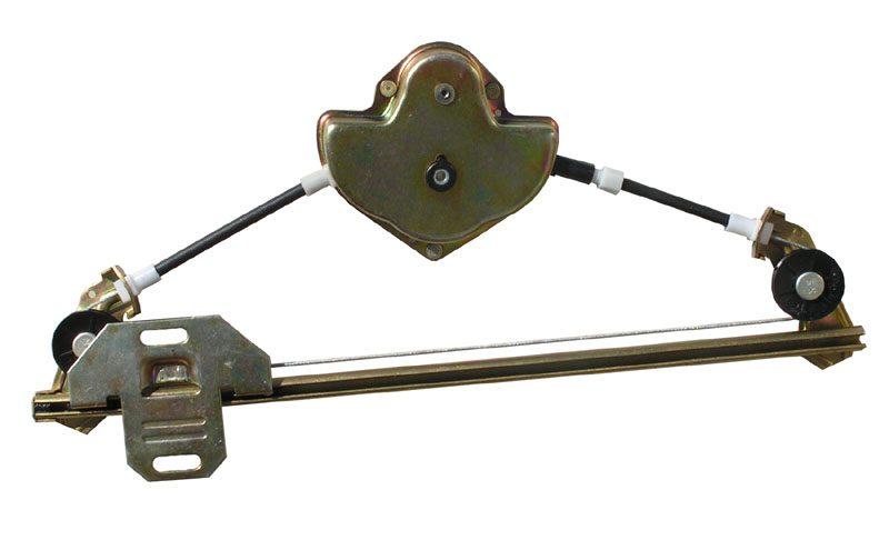 Стеклоподъемник для задней двери автомобиля