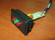 Собираем светодиодный индикатор напряжения для авто своими силами