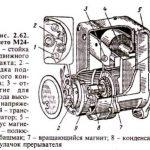 Устройство магнето М24-А1