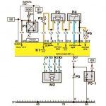 Подключение контроллеров системы впрыска