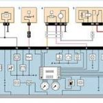 Схема работы устройства на Четырке