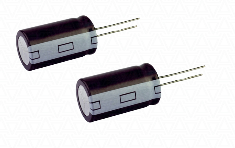 Два конденсатора на 47 мкф
