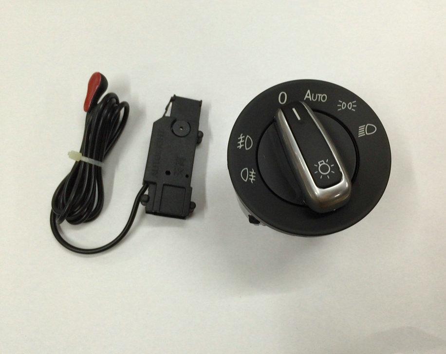 Контроллер света с проводкой для подключения