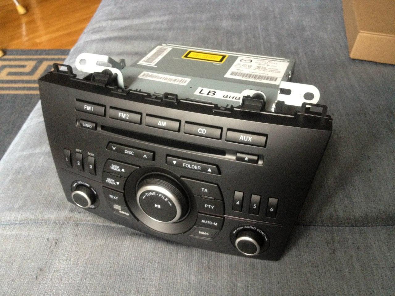 Старая модель с CD-приводом