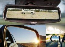 Как настроить боковое зеркало заднего вида с электроприводом и другие приспособления обзора?